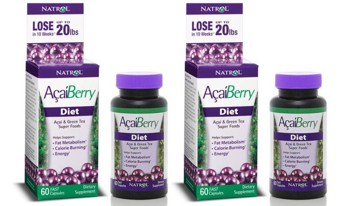 Acai Berry Diet Callen Fitness