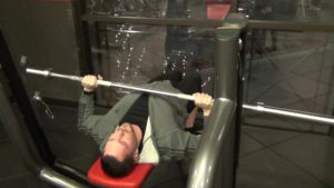 Barbell Flat Bench Presses_Moment